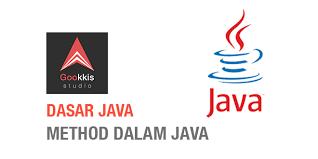 Mengenal Pembuatan Method di Java